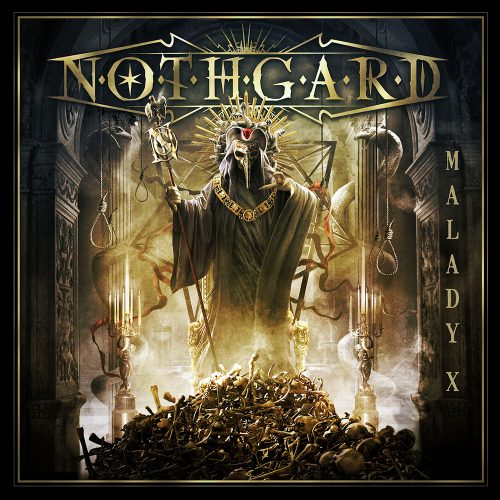 Nothgard - Malady X - Cover