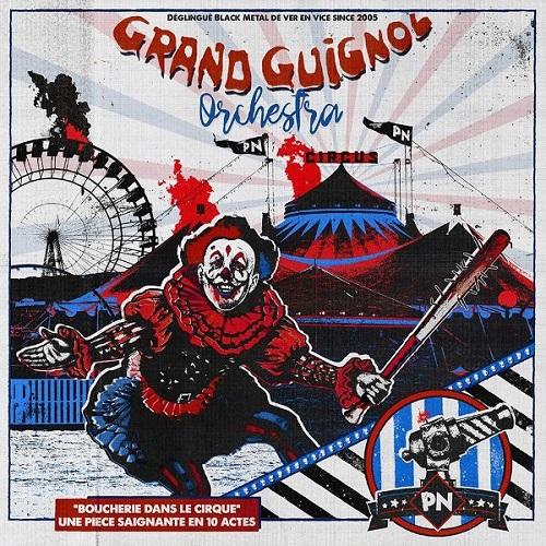 Pensées Nocturnes - Grand Guignol Orchestra - Cover