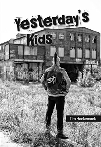Tim Hackemack - Yesterday's Kids - Cover