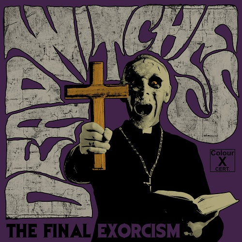 Dead Witches - The Final Exorcism - Cover