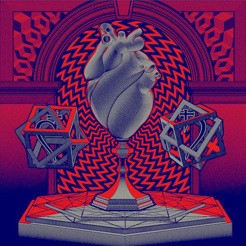 Kaleikr - Heart Of Lead - Cover