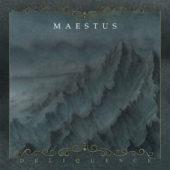 Maestus - Deliquesce - CD-Cover