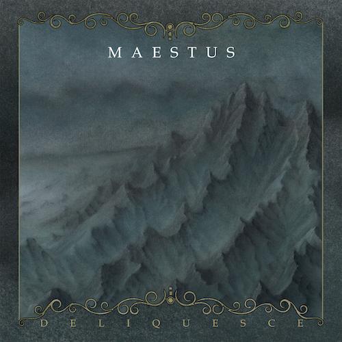 Maestus - Deliquesce - Cover