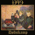 Cover - 1349 – Dødskamp (EP)