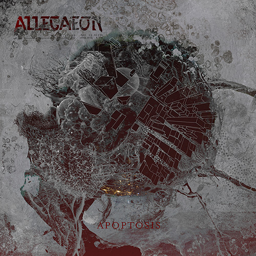 Allegaeon - Apoptosis - Cover