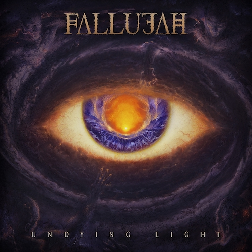Fallujah - Undying Light - Cover