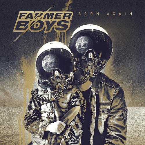 Farmer Boys - Born Again - Cover