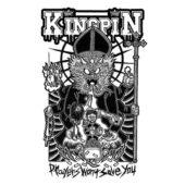 Kingpin - Prayers Won't Save You (EP) - CD-Cover