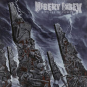 Misery Index - Rituals Of Power - CD-Cover