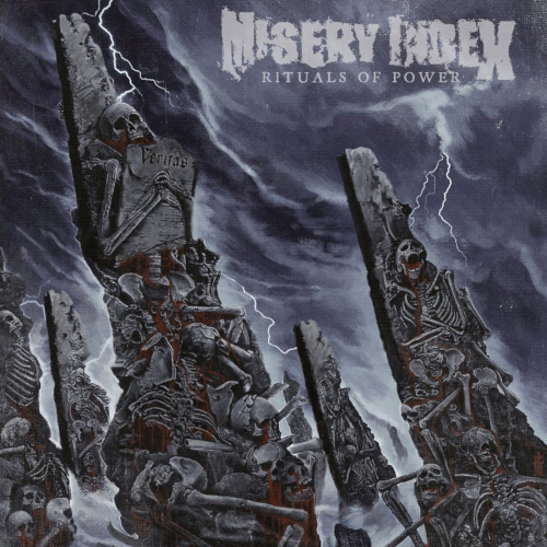 Misery Index - Rituals Of Power - Cover