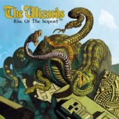 The Wizards - Rise Of The Serpent - CD-Cover