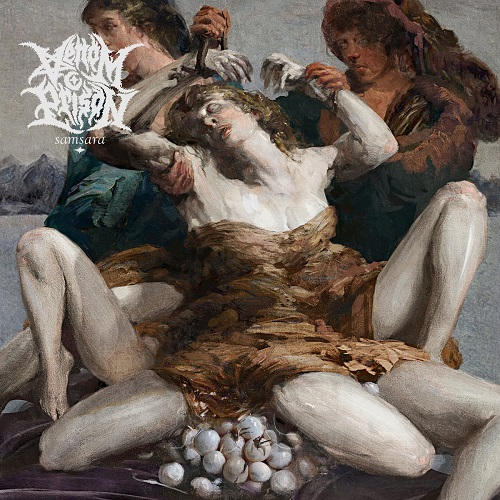Venom Prison - Samsara - Cover