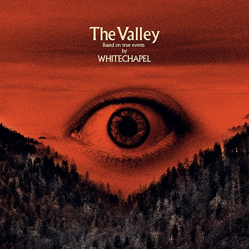 Whitechapel - The Valley - Cover