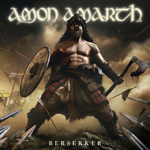 Amon Amarth - Berserker - Cover