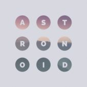 Astronoid - Astronoid - CD-Cover