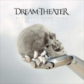 Dream Theater - Distance Over Time - CD-Cover