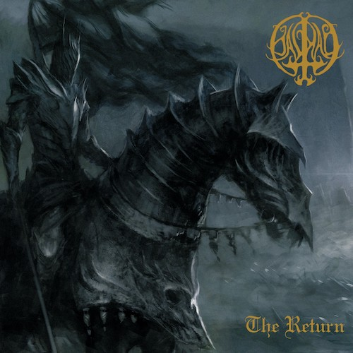 Haimad - The Return (EP) - Cover