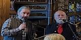 """Special Grafik """"Fantasy & Wissenschaft"""" – ein Vortrag von Tommy Krappweis und Rudolf Simek"""