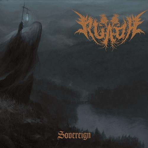 Ruadh - Sovereign - Cover