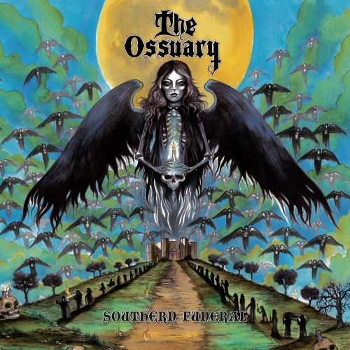 The Ossuary - Southern Funeral - Cover