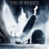 Void Of Silence - The Sky Over - CD-Cover
