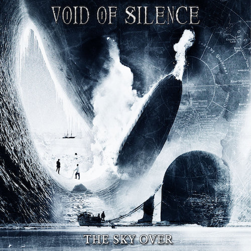 Void Of Silence - The Sky Over - Cover