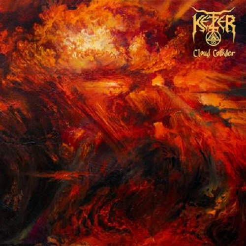 Ketzer - Cloud Collider - Cover