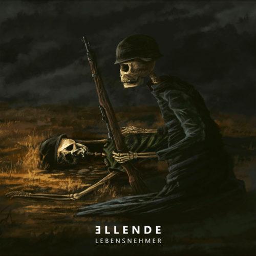 Ellende - Lebensnehmer - Cover