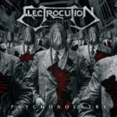 Electrocution - Psychonolatry - CD-Cover