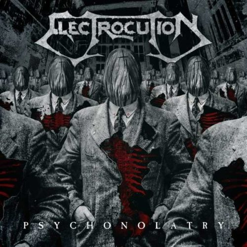 Electrocution - Psychonolatry - Cover