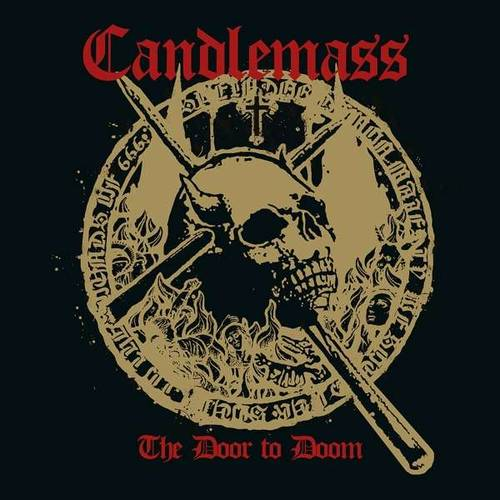 Candlemass - The Door To Doom - Cover