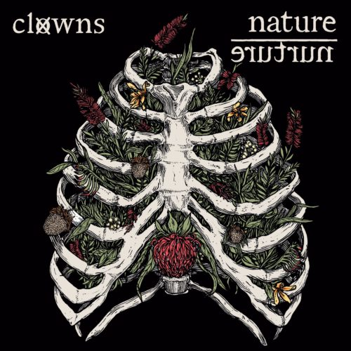 Clowns - Nature / Nurture - Cover