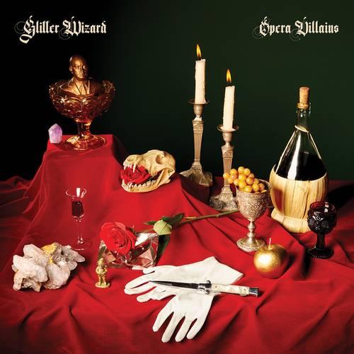 Glitter Wizard - Opera Villains - Cover