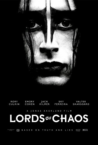 Jonas Åkerlund - Lords Of Chaos - Cover