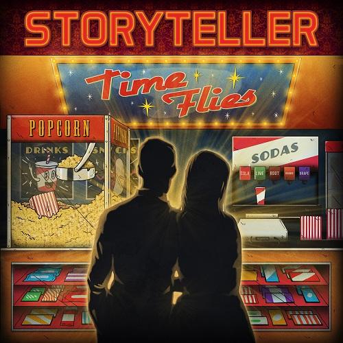 Storyteller - Time Flies - Cover