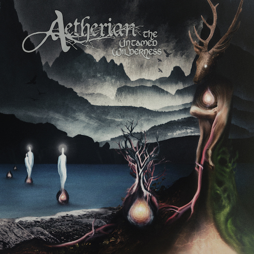 Aetherian - The Untamed Wilderness - Cover