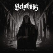 Belzebubs - Pantheon Of The Nightside Gods - CD-Cover