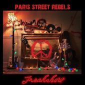 Paris Street Rebels - I Don't Wanna Die Young/Freakshow AA Side - CD-Cover