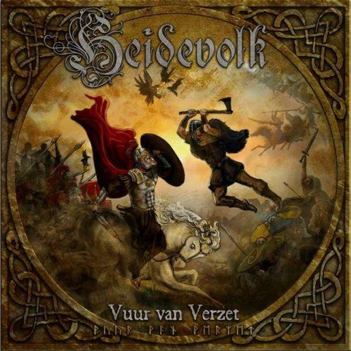 Heidevolk - Vuur Van Verzet - Cover