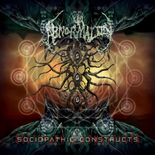 Abnormality - Sociopathic Constructs - Cover