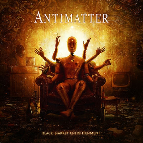 Antimatter - Black Market Enlightenment - Cover