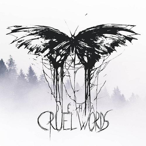 Déhà - Cruel Words - Cover