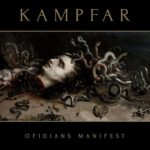 Cover - Kampfar – Ofidians Manifest