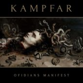 Kampfar - Ofidians Manifest - CD-Cover