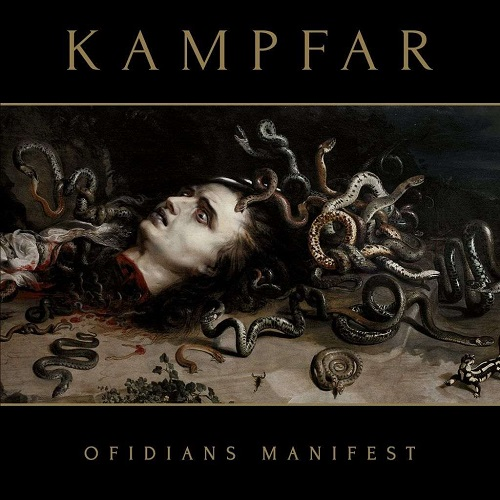 Kampfar - Ofidians Manifest - Cover