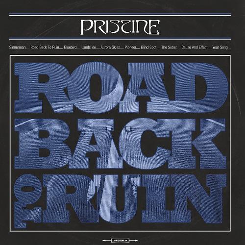 Pristine - Road Back To Ruin - Cover