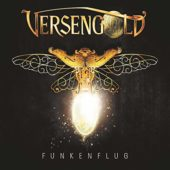 Versengold - Funkenflug - CD-Cover
