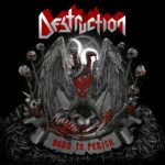 Cover - Destruction – Born To Perish