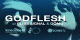 Cover - Godflesh w/ Bliss Signal, Dōmu