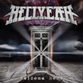 Hellyeah - Welcome Home - CD-Cover